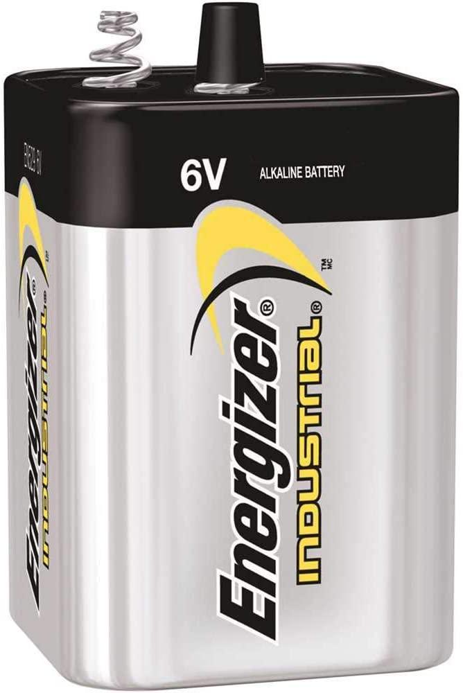 Energizer/ INCOM EN529 EN529 6V Industrial Alkaline Battery (Pack of 6)