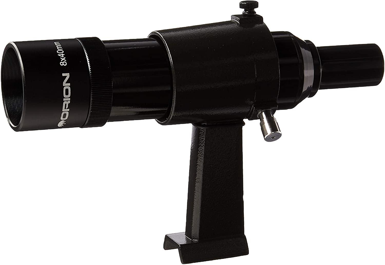 Orion 7840 Black 8x40 Achromatic Finder Scope