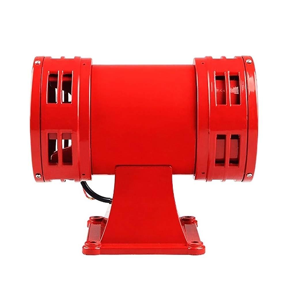 ATO Motor Alarm, 120dB, 110V AC, Buzzer Siren with Remote Control, for Emergency Alarm (with Remote Control)