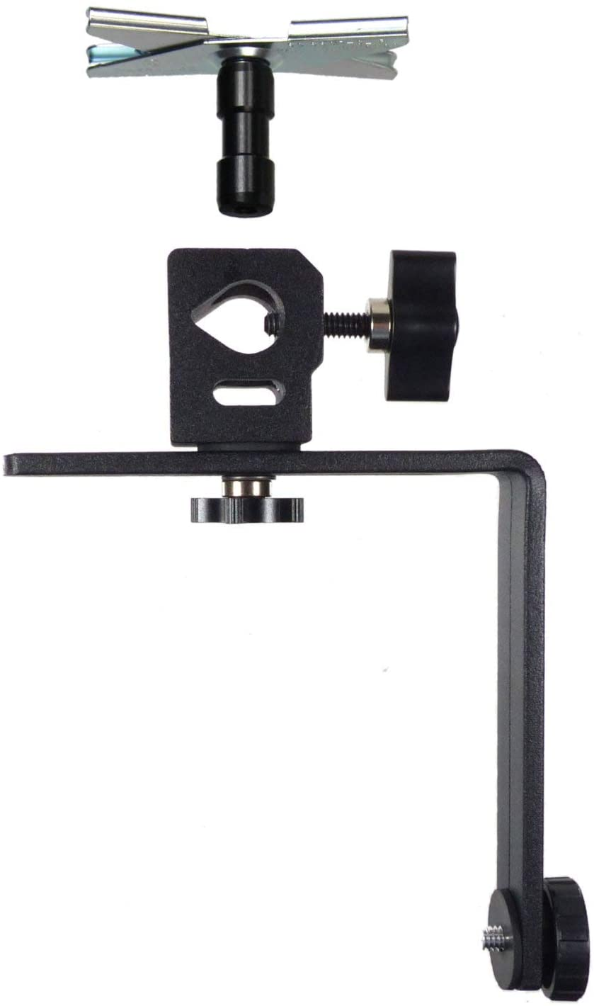 ALZO Suspended Drop Ceiling Face Down Camera Mount L-Bracket