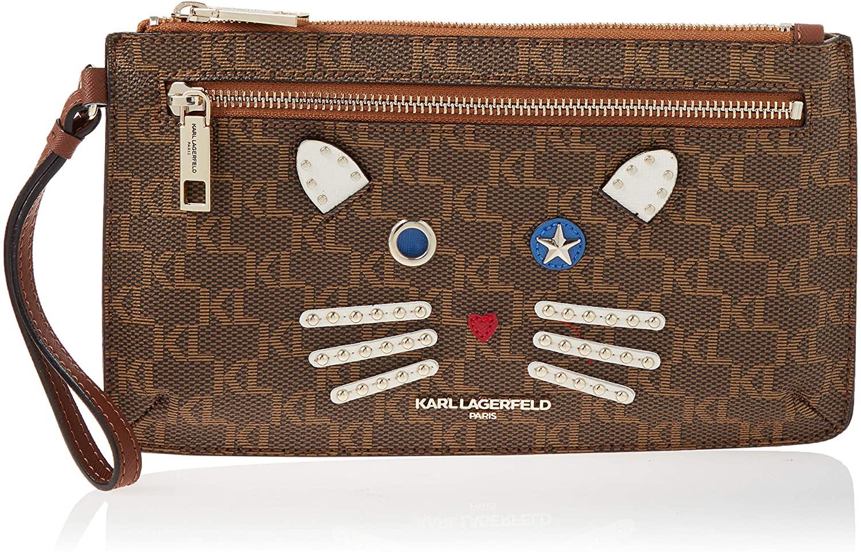 Karl Lagerfeld Paris Large Wristlet