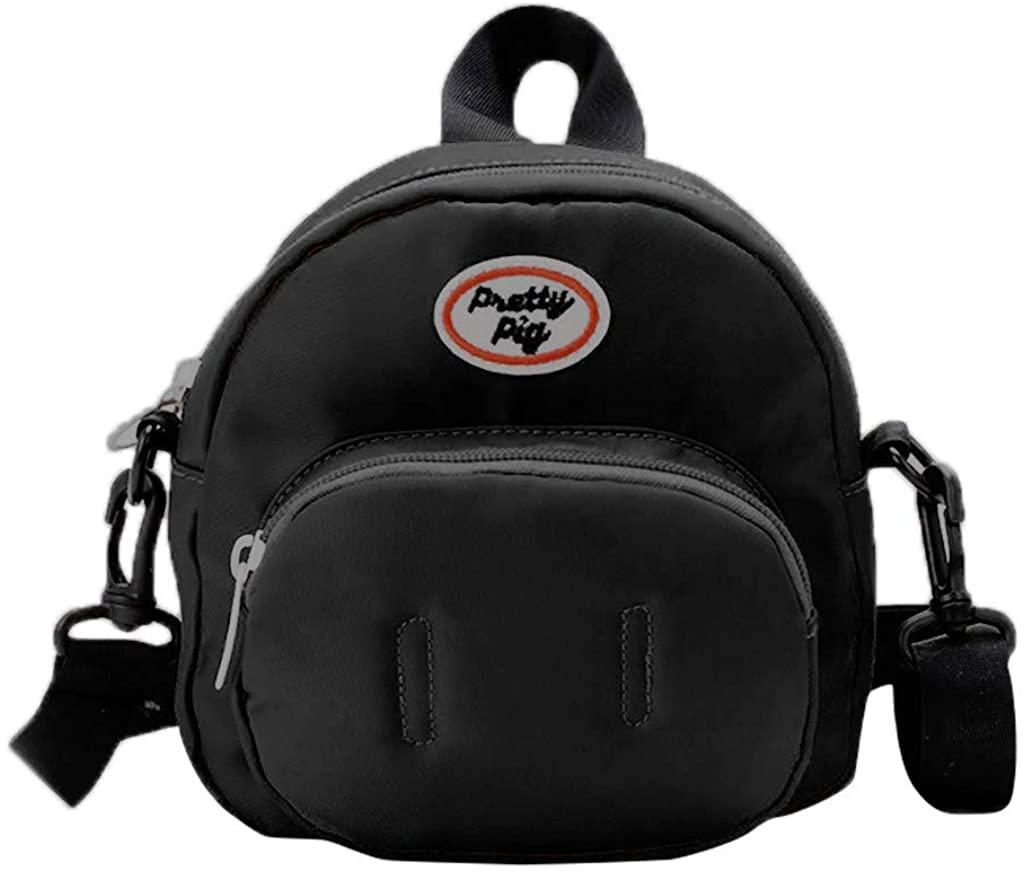 Little Girl Cute Crossbody Purse Shoulder Bag Mini Cute Kids Purses Bags Cartoon Animal Preschool Messenger Handbag