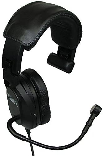 RTS Telex HR-1Single-Sided Headset with Flexible Dynamic Boom Mic