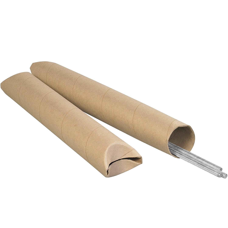 Poly Bag Guy Crimped End Mailing Tubes, 3