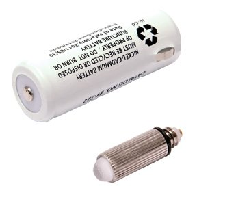Pro Advantage P057220 Replacement Battery for 72200, Rechargeable, Nickel-Cadmium, 3.5V, 650 MAH, Contact Tab