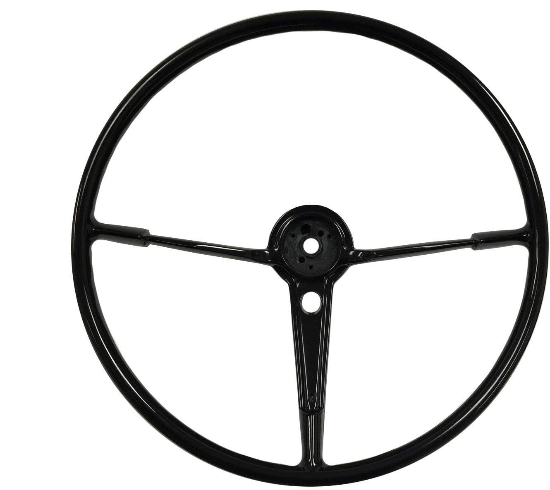 Volante ST3048 Steering Wheel-OE Series (Black/18in.) 1955-1956 Chevy Tri-Five