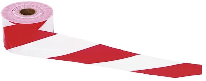 CoFan 11000324–Reflective Barrier Tape Red/White