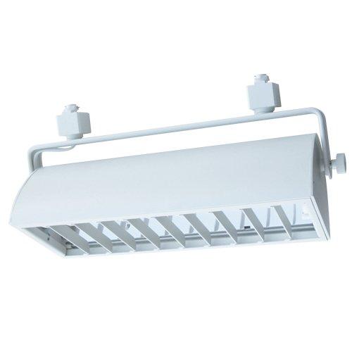 Elco Lighting ET218B Line Voltage Wall Wash Biax Fixture - (2) 18W Lamps