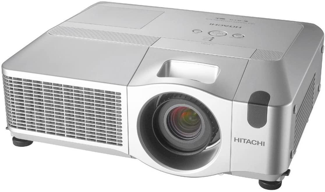 Hitachi CP-SX635 SXGA+ 4,000 ANSI Lumens Networkable Projector-Silver
