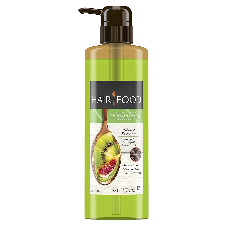 Hair Food Volume Shampoo Infused With Kiwi Fragrance 17.9 fl oz