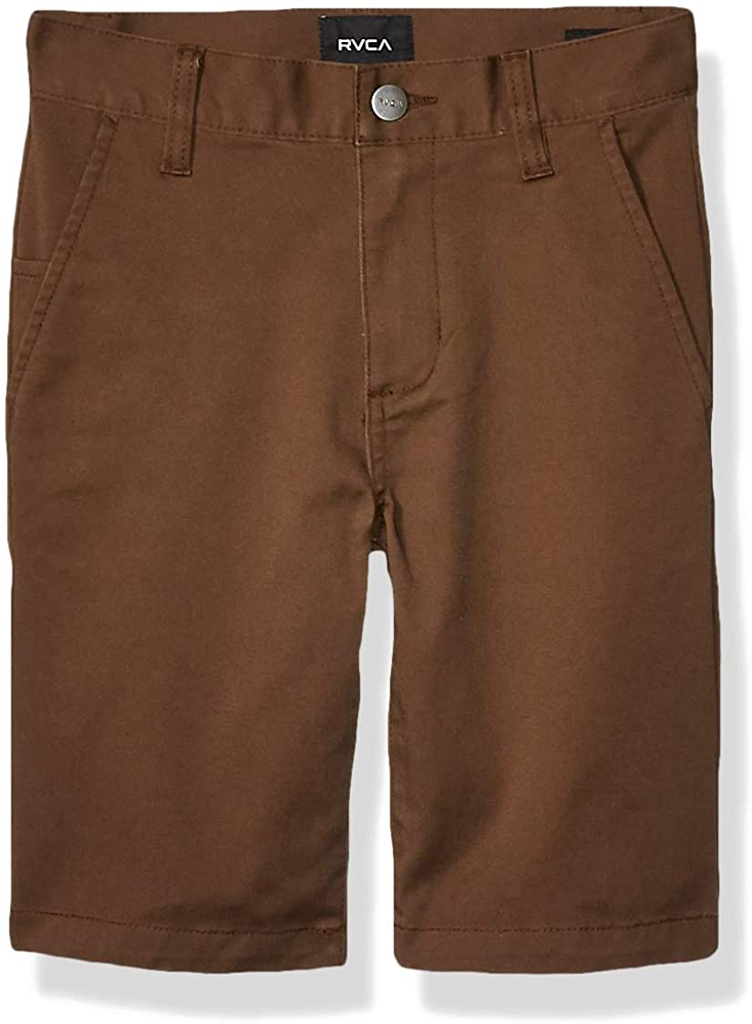 RVCA Boys' Weekday Stretch Short