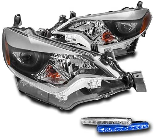 ZMAUTOPARTS Replacement LED Headlights Headlamps Lamps with 6