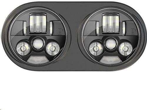 Custom Dynamics PB-RG13-B Probeam Led Headlamps For Road Glide - True Black