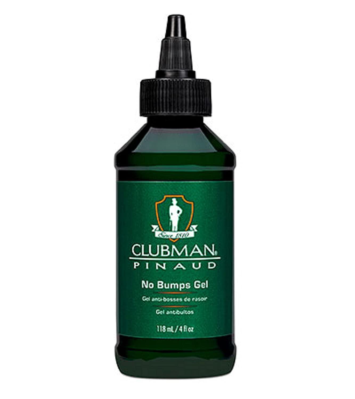 Clubman Men's Bump Repair Gel 4 oz. (Pack of 2)