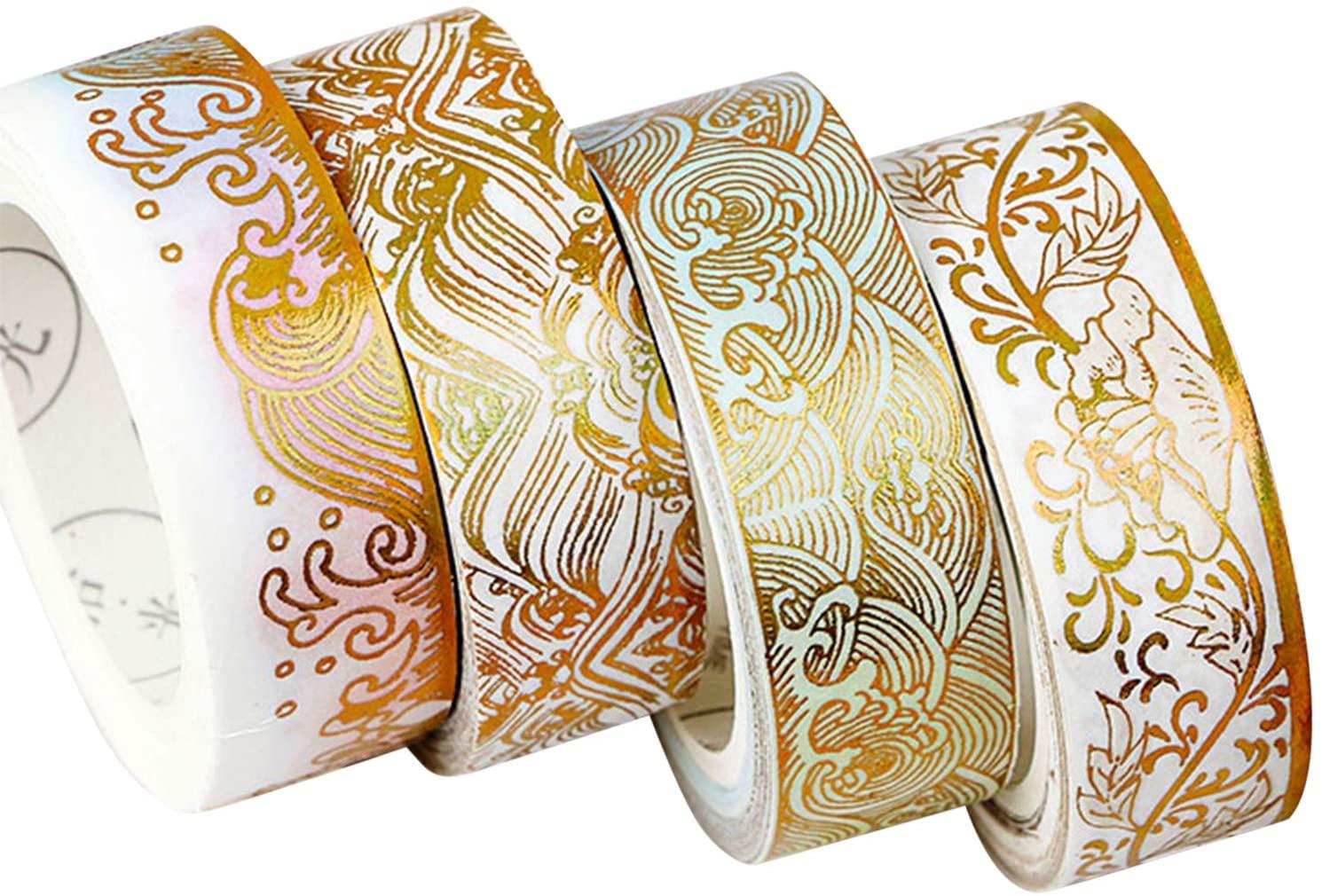 Ying Washi Tapes Set Scrapbooks Bricolage Arts DIY Masking Tape Gift Decor Multi One Size