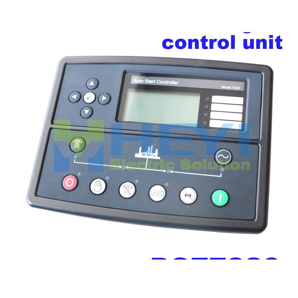 iProTool Auto Start Control Module DSE7320 Generator Controller Auto Mains(Utility) Failure Control Module