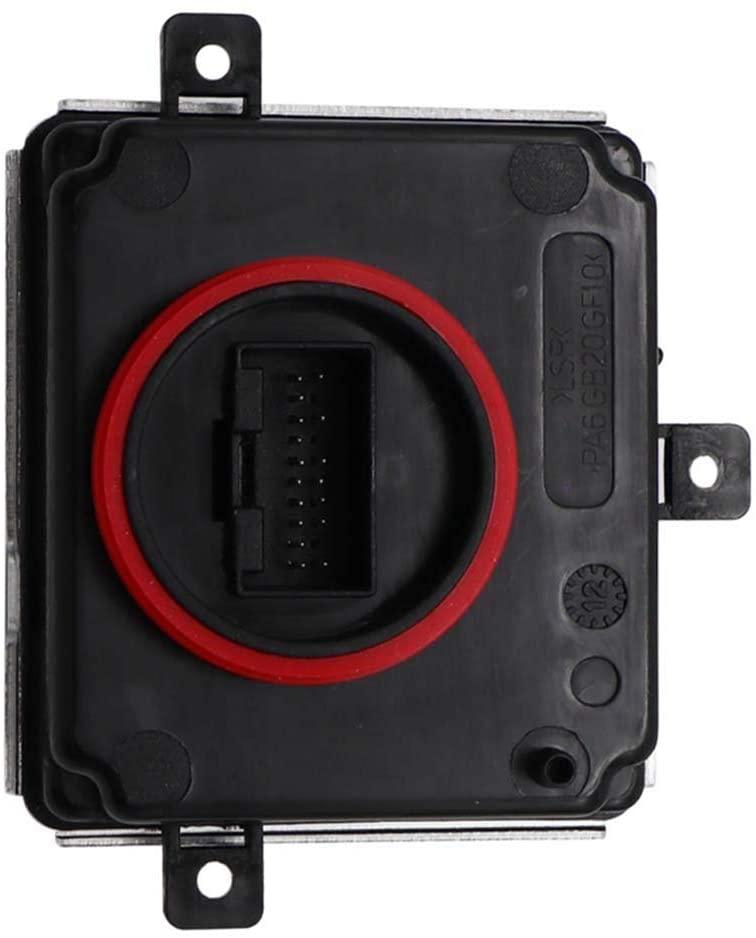 US-JSM Daytime Running Light DRL Module 4G0907697F Fit for Golf Passat CC Audi A4 A5