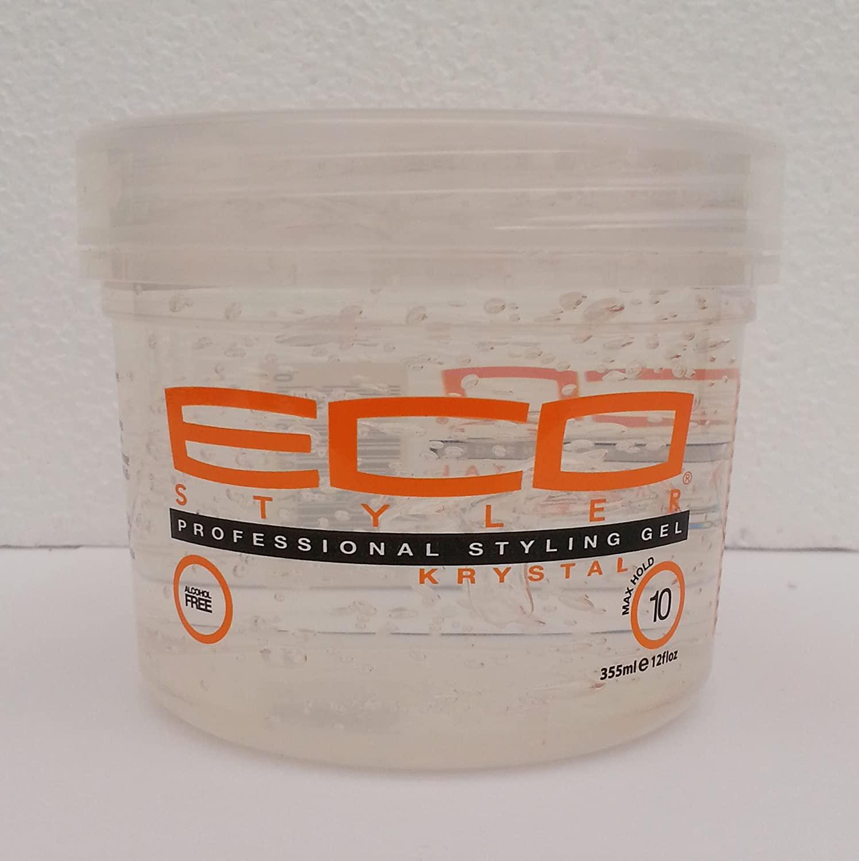 Eco Styler Professional Styling Gel Krystal Maximum Hold 355Ml