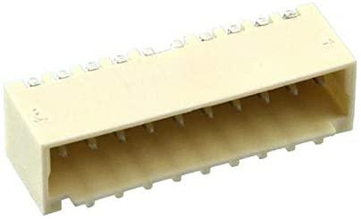 MOLEX - 1.50mm Pitch Pico-SPOX Wire-to-Board Header, SMT, Vertical, Shrouded, 10 Way