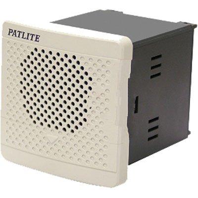 Patlite BDV-15JF-J Alarm Field Programmable Voice Annunciator 12/24 VDC Beige