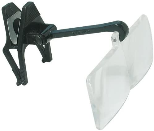 Optic Aid Spring Clip - 2.75X Magnifier