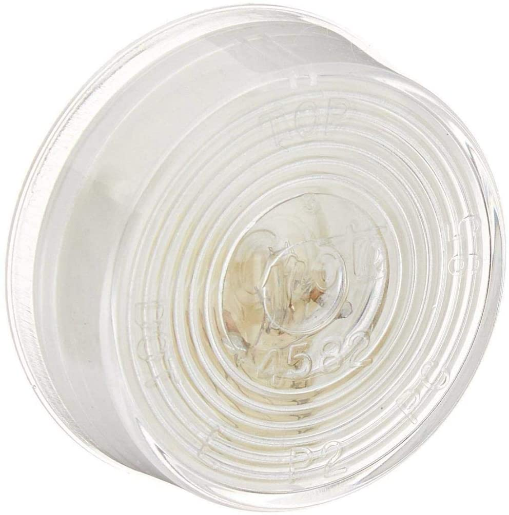 Grote License LAMP, Clear, 2