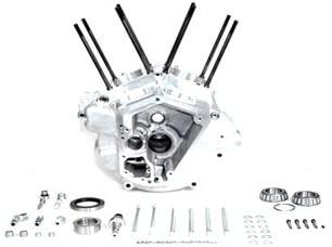 V-Twin 10-0000 - S&S Engine Crankcase Set Stock Bore