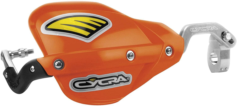 Cycra Probend CRM Handbar Complete Racer Pack 7/8 Handlebars Orange Orange 7401-22X