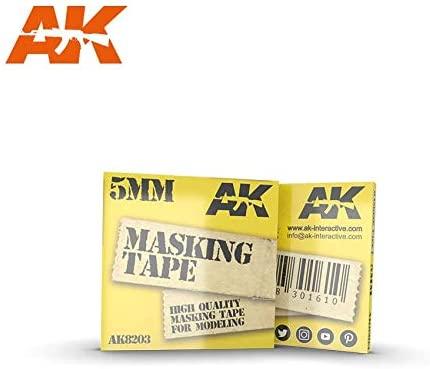 AK Interactive Masking Tape 5 mm # 8203