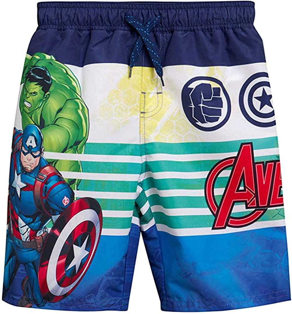 Avengers Little Boys Swim Trunks