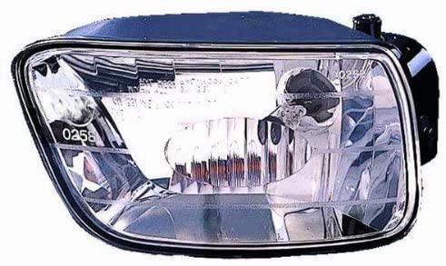 ACK Automotive Chevy Trailblazer Fog Light Assembly Replaces Oem: 15175700 Driver Side
