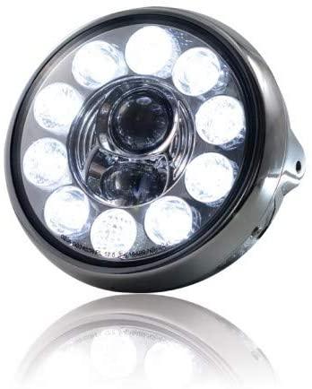 Motorize - LED Headlight British Style 7