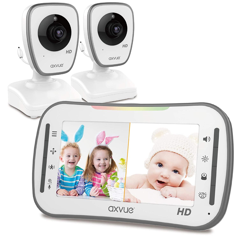 Video Baby Monitor, AXVUE 720P 5