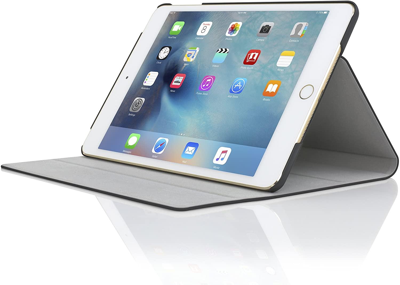 iPad Mini 4 Case, Incipio [Folio Case][Hard Shell] Faraday Case for iPad Mini 4-Black