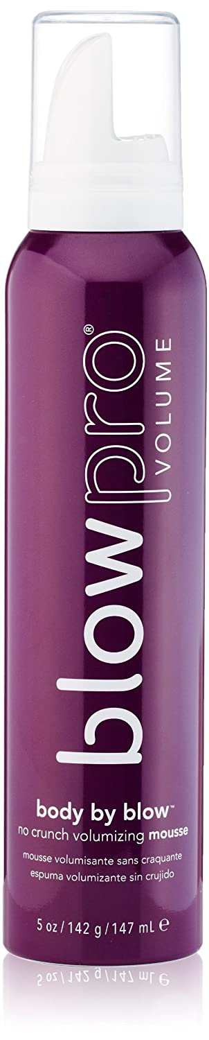 blowpro Body By Blow No Crunch Volumizing Mousse