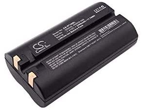 2400mAh Battery Replacement for Oneil MF2TE, MF4Te, Microflash 4i, Microflash 4T, Microflash 4T Printer, P/N 200360-101, 220531-000, 550034-000, PB20A, PB40