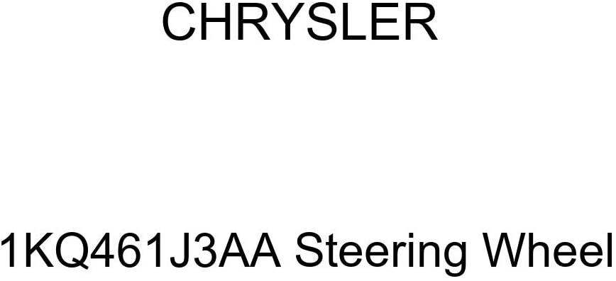 Genuine Chrysler 1KQ461J3AA Steering Wheel
