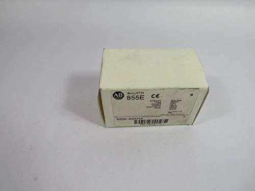 ALLEN BRADLEY 855E-00XN3 Green, NEMA 4/4X/13, 250V, Control Tower Light, LAMP Type: Steady NO-LAMP