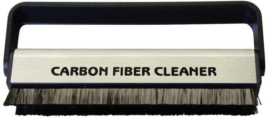 Carbon-Fiber Record Brush