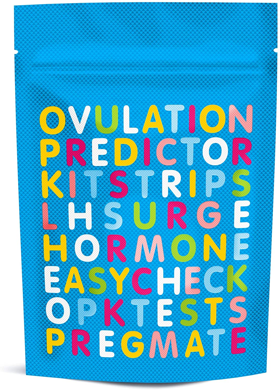 PREGMATE 50 Ovulation Test Strips Predictor Kit Flexible Pack