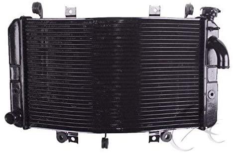Aluminum Radiator Cooler For SUZUKI HAYABUSA GSX1300R GSXR1300 2008-2012 09 10