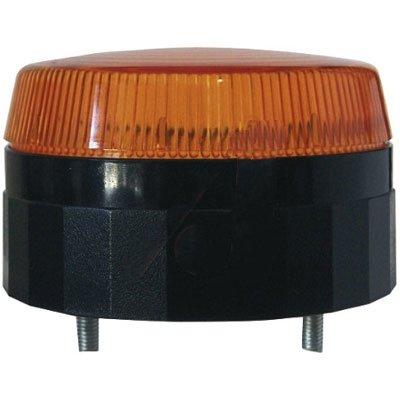 RS Pro 236278 Xenon Beacon Amber Flashing Surface Mount 110 Vac