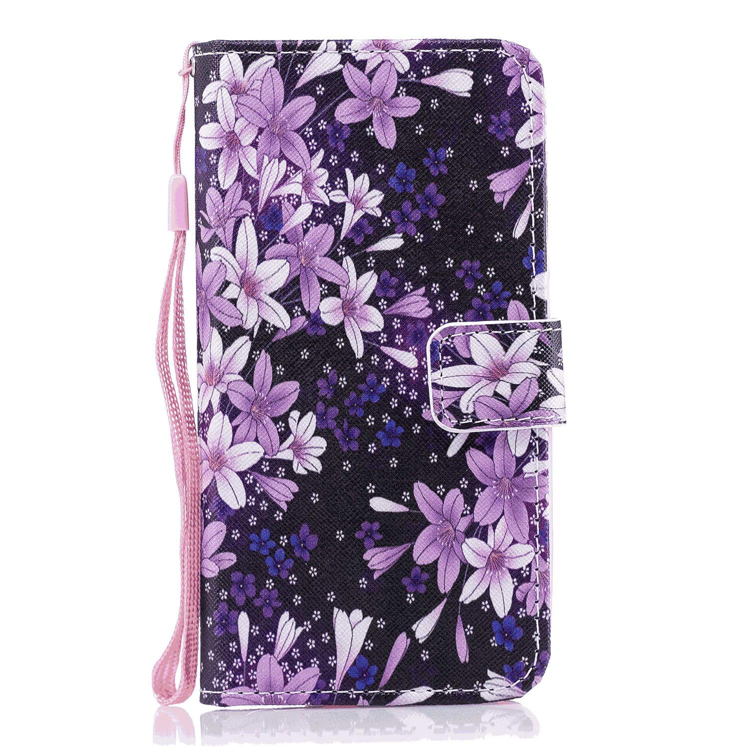 Samsung Galaxy S10 Plus Flip Case, Cover for Samsung Galaxy S10 Plus Leather Mobile Phone case Kickstand Card Holders Luxury Business with Free Waterproof-Bag Blue7