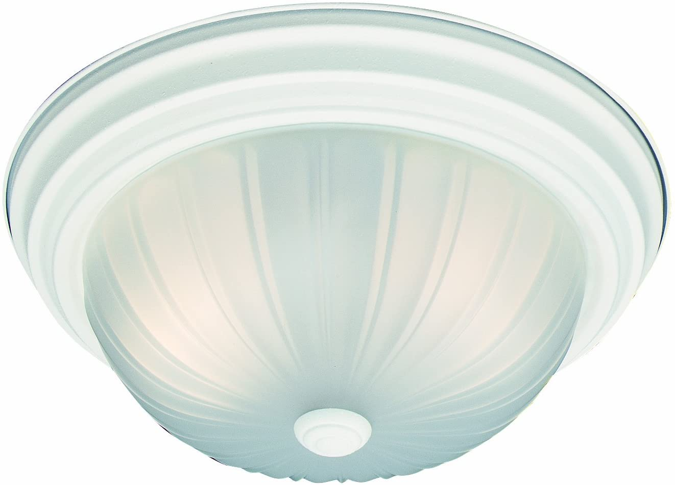 Thomas Lighting SL868218 Ceiling Essentials Ceiling Light, Textured White