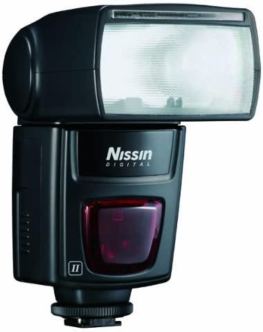 Nissin ND622MKII-C Speedlite Di 622 Mark II Flash System for Canon (Black)