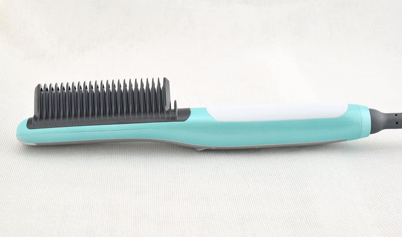 Elitzia ETKD388C Multi Functional Hair Comb Instant Heat Hair Straightener Hair Curler