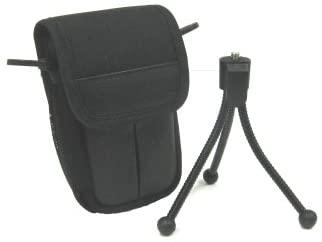 Lenmar DCK30 Mini Tripod and Small Camera Bag