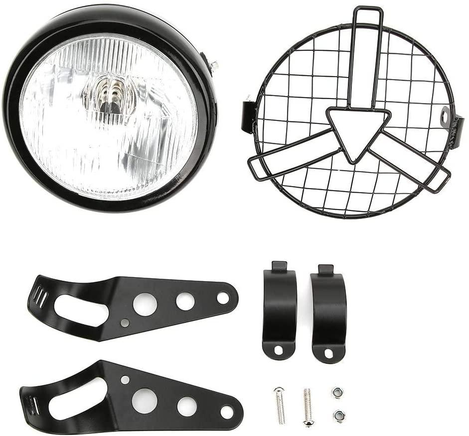Motorcycle LED Headlight 16cm /6.3