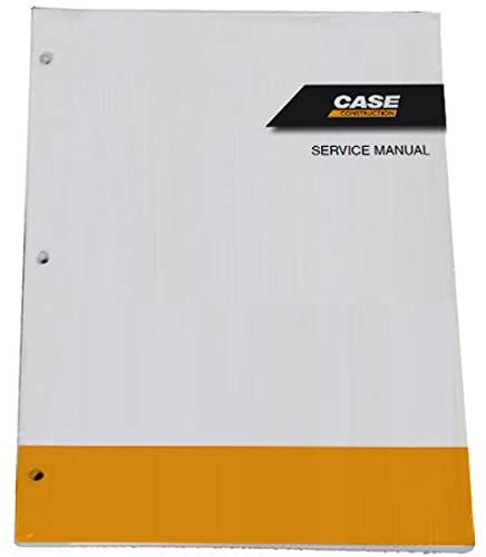 Case 1838 Uni-Loader Skid Steer Workshop Repair Service Manual - Part Number # 7-61200