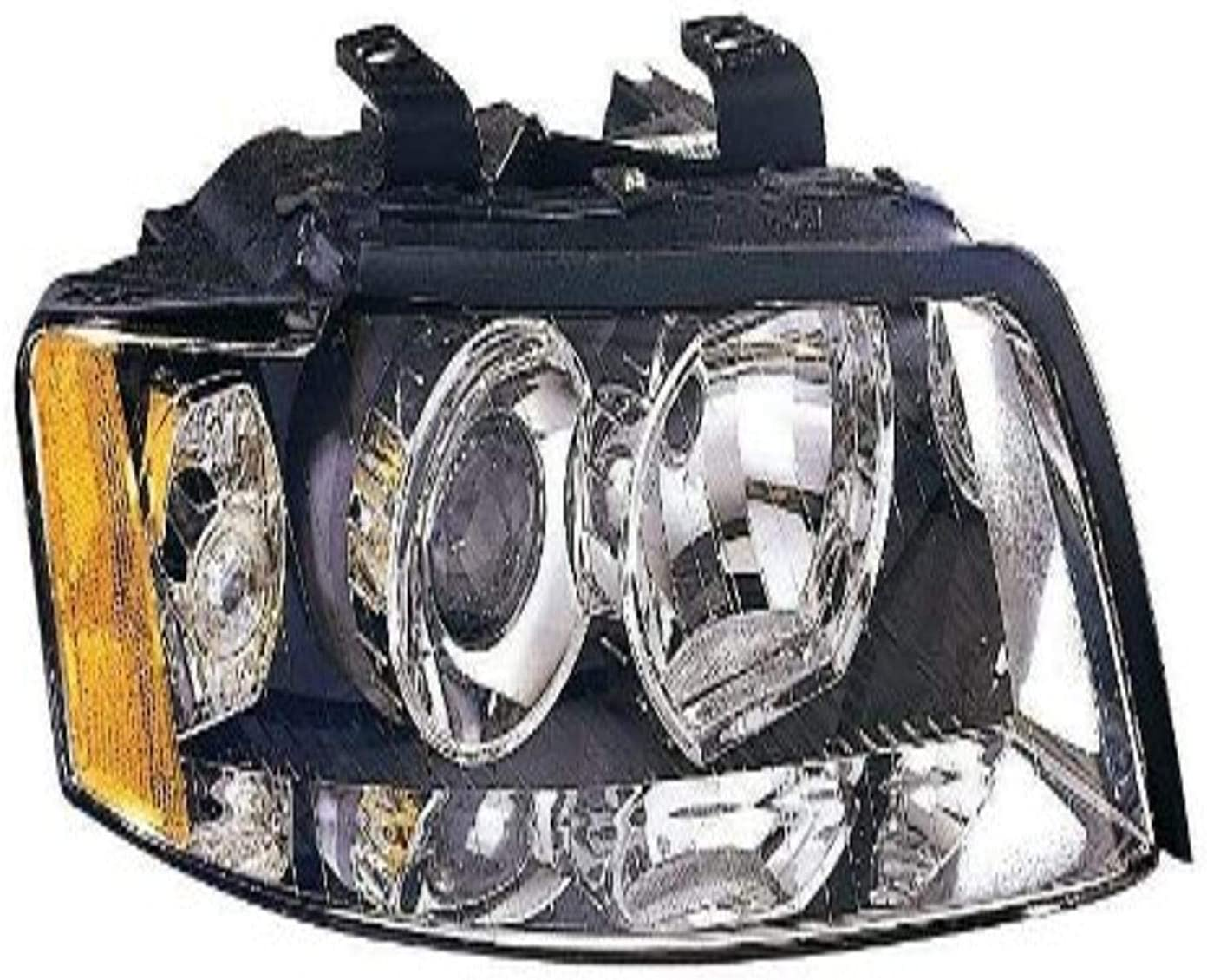 Depo 341-1111R-AS Audi A4/S4 Passenger Side Replacement Headlight Assembly